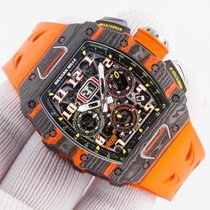 Richard Mille RM 011 RM 11-03 McLaren Unworn Carbon 49.94mm Automatic United States of America, Pennsylvania, Philadelphia