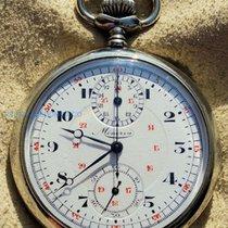 Minerva Watch new 1500 Steel 52mm Watch only