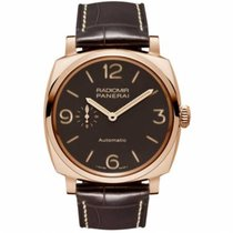 Panerai Radiomir 1940 3 Days Automatic PAM00573 Unworn Red gold Automatic