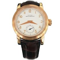 Girard Perregaux Or rose 38mm Remontage automatique 8030 occasion