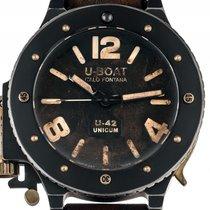 U-Boat Italo Fontana U-42 Unicum Titan Automatik Edition...