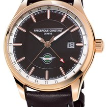 Frederique Constant Vintage Rally Brown United States of America, New York, Brooklyn