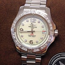 Breitling Colt 36 Steel 36mm Mother of pearl No numerals United Kingdom, Wilmslow