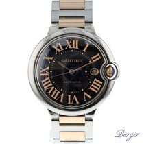 Cartier Ballon Bleu GM Rose Gold/Steel