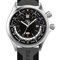 Ball Engineer Master II Diver Worldtime DG2022A-P3A-BK