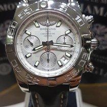 Breitling Chronomat 41 nieuw 2017 Automatisch Chronograaf Alleen het horloge AB014012