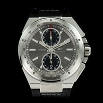 IWC Ingenieur Chronograph Racer Steel 45mm Grey