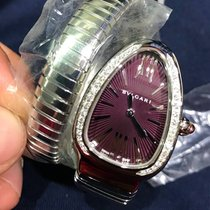 Bulgari Steel 35mm Quartz SP35C7SDS.1T/L new UAE, Dubai