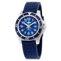 Breitling A17392D8/C910/158S/A20SS.1 Superocean II 44 Blue Watch