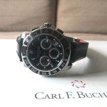 Carl F. Bucherer Carl F.  Patravi TravelGraph GMT Chrono...