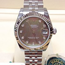 Rolex Lady-Datejust new 2017 Automatic Watch with original box and original papers 178274