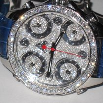 Jacob & Co. Five Time Zone pre-owned