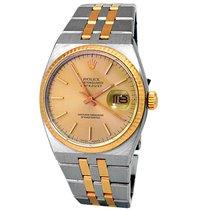 Rolex Datejust Oysterquartz Watch. Champagne Dial
