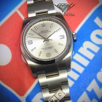 Rolex Oyster Perpetual 36mm Steel Domino's Pizza Watch...