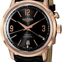 Vulcain 42mm Automatic new 50s Presidents Black