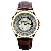 Patek Philippe 18k Rose Gold World Time Watch 5130R