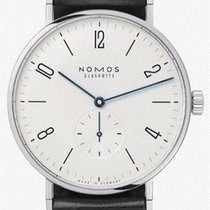 NOMOS Tangente 38 new 2019 Manual winding Watch with original box and original papers 164