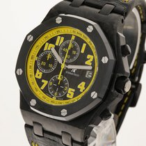 Audemars Piguet Royal Oak Offshore Bumblebee yellow carbon...