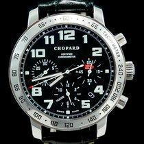 Chopard Chronographe 40mm Remontage automatique occasion Mille Miglia Noir