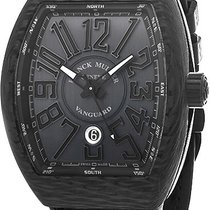 Franck Muller Carbon Automatic Black new Vanguard