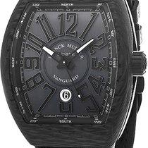 Franck Muller Carbon Automatic Black new Vanguard