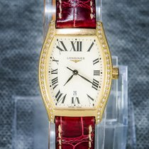 Longines Evidenza pre-owned 32mm Yellow gold