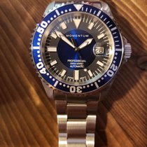 Momentum 43mm Automatic 2018 pre-owned Blue