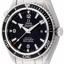 Omega 2200.50 Acier Seamaster Planet Ocean 45mm