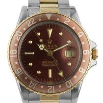 Rolex Chronomètre 40mm Remontage automatique occasion GMT-Master Rouge