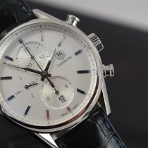 TAG Heuer Carrera Calibre 1887 pre-owned 41mm Steel