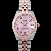 Rolex Lady-Datejust Rose gold United States of America, California, San Mateo