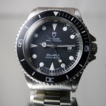 Tudor 73090 Staal 1995 Submariner 33mm tweedehands
