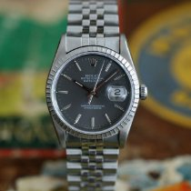 Rolex Datejust Stahl 36mm Grau Österreich, Schwechat