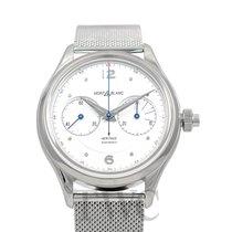 Montblanc Heritage Chronométrie Steel 42mm White