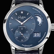 Glashütte Original PanoMaticLunar new Automatic Watch with original box and original papers 1-90-02-46-32-35