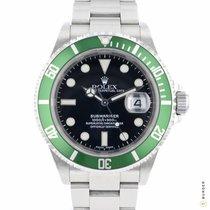 Rolex Submariner Date 16610LV 2005 подержанные