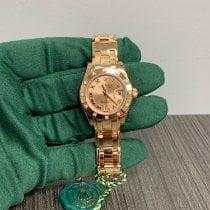 Rolex Lady-Datejust Pearlmaster 80315 2019 nuevo