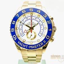 Rolex Yacht-Master II 116688 Odlično Zuto zlato 44mm Automatika
