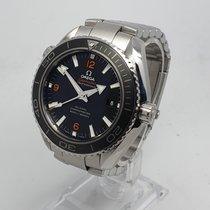 Omega Seamaster Planet Ocean 232.30.46.21.01.003 2014 pre-owned