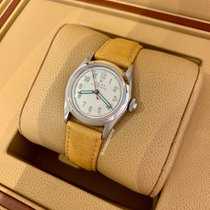 Rolex Steel 29mm White Arabic numerals