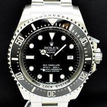 Rolex 116660 Steel 2016 Sea-Dweller Deepsea 44mm pre-owned