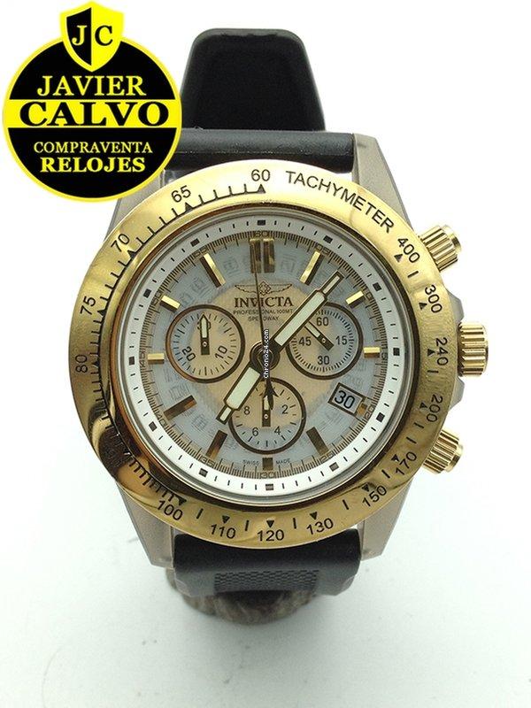 e59b27bdebd Relojes Invicta - Precios de todos los relojes Invicta en Chrono24