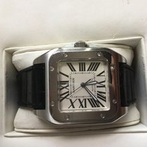 Cartier Steel 44.2mm Automatic 265678184 pre-owned Singapore, Singapore