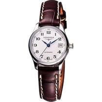 Longines Master Collection Steel 25.5mm Silver