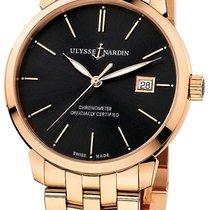 Ulysse Nardin San Marco new 2021 Automatic Watch with original box 8156-111-8/92