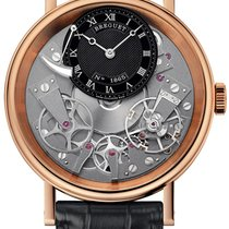 Breguet 7057br/g9/9w6 Rose gold 2021 Tradition 40mm new United States of America, New York, Airmont