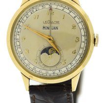Jaeger-LeCoultre pre-owned Manual winding 35mm