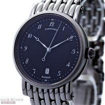 Chronoswiss Kairos Chronograph Ref-CH2823 Stainless Steel Bj-1998