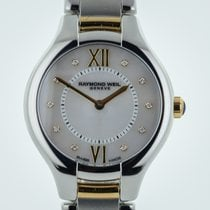 Raymond Weil Noemia, Two Tone SS, Ladies, 5127-STP-00985,...