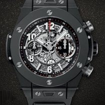 Hublot UNIQUE MAGIC BLACK BRACELET 411-CI1170-CI